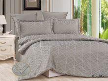 Комплект постельного белья Сатин-жаккард  Royal  семейный  Арт.41/012-RG