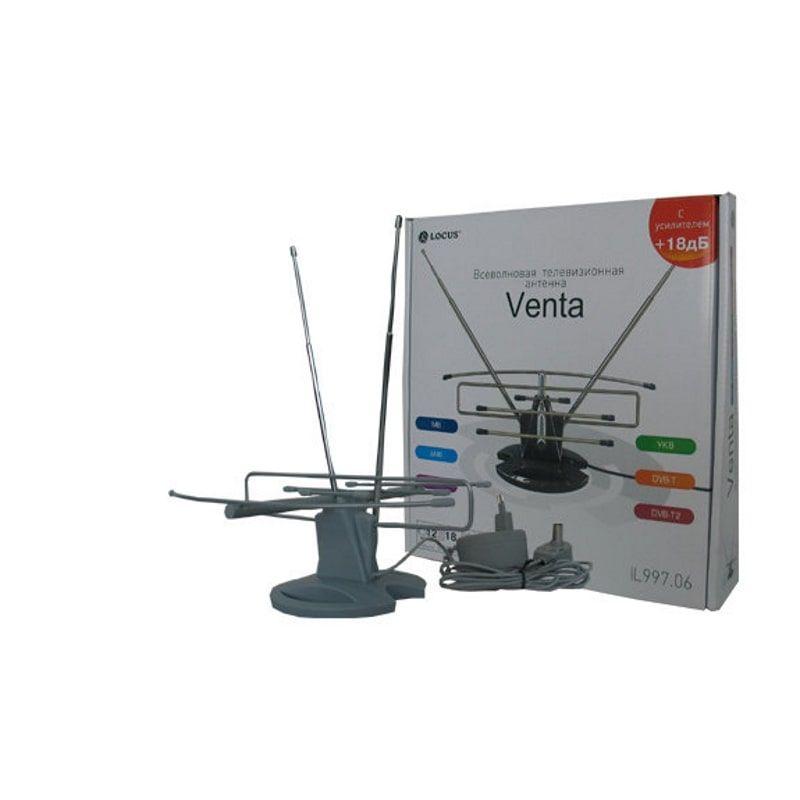 Активная комнатная антенна Локус venta L997.06