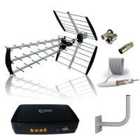 Комплект для цифрового ТВ DVB-T2