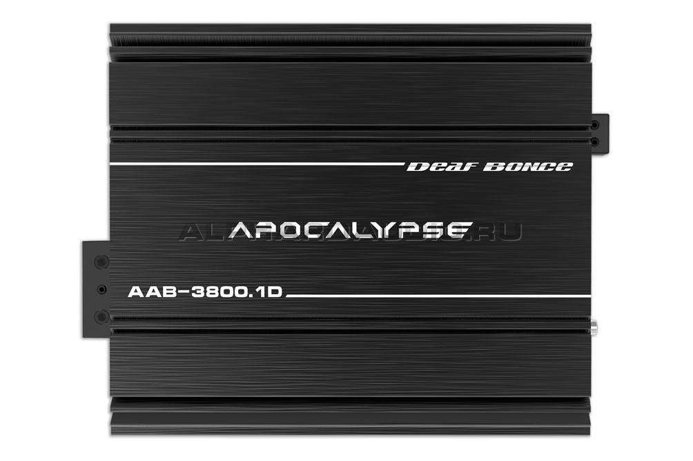 Усилитель Alphard AAB-3800.1D