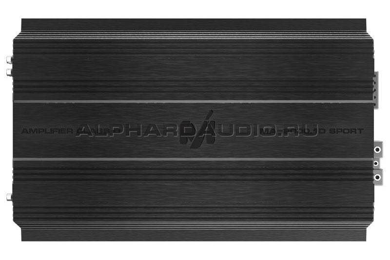 Усилитель Alphard MA-2000.1D Sport