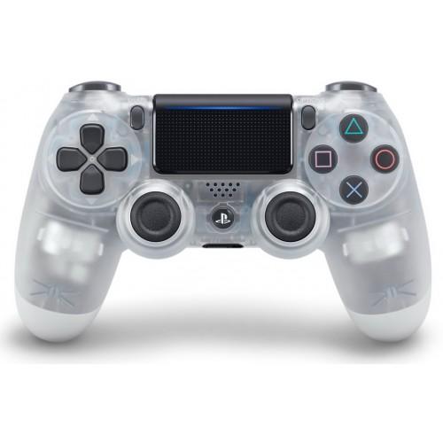 Sony DualShock 4 v2 Crystal прозрачный