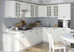 Кухня Мария белый