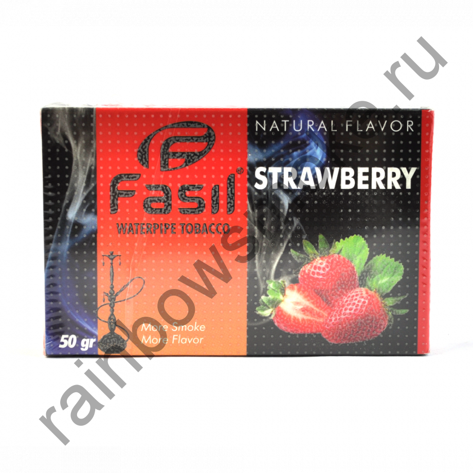 Fasil 50 гр - Strawberry (Клубника)