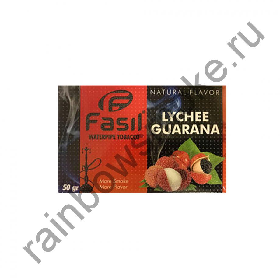 Fasil 50 гр - Lychee Guarana (Личи с Гуарана)