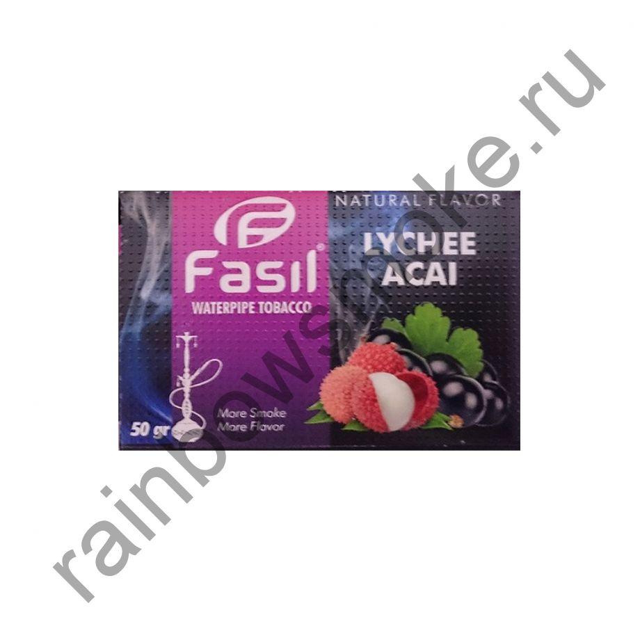 Fasil 50 гр - Lychee Acai (Личи с Асаи)