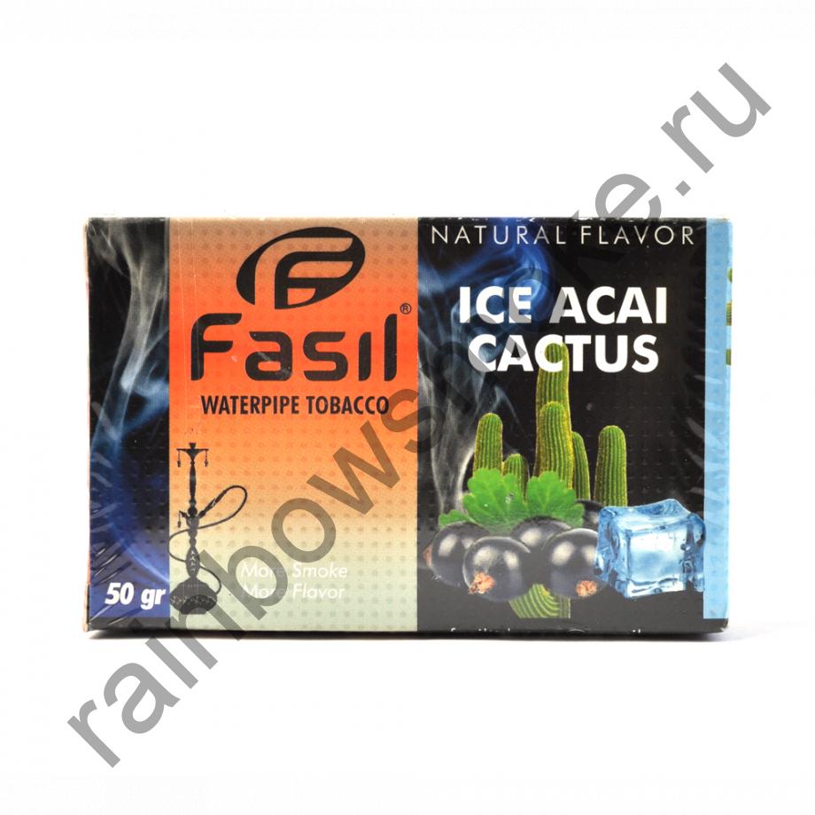 Fasil 50 гр - Ice Acai Cactus (Ледяной Асаи с Кактусом)