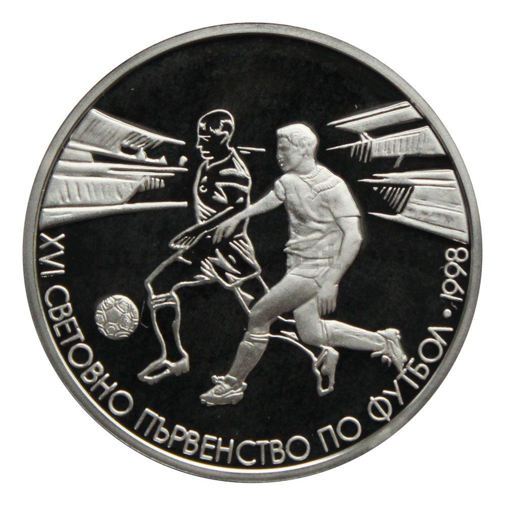 500 левов 1996 Болгария XVI Чемпионат мира по футболу
