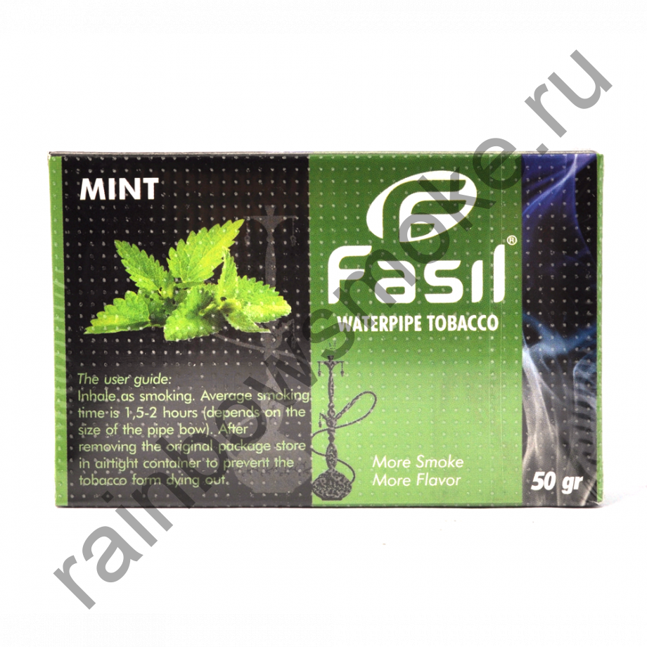 Fasil 50 гр - Mint (Мята)
