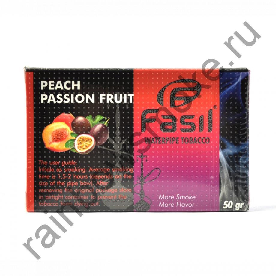 Fasil 50 гр - Peach Passion Fruit (Маракуйя с Персиком)