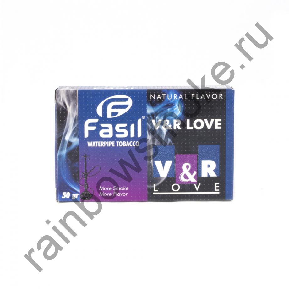 Fasil 50 гр - V&R Love (В&Р Любовь)