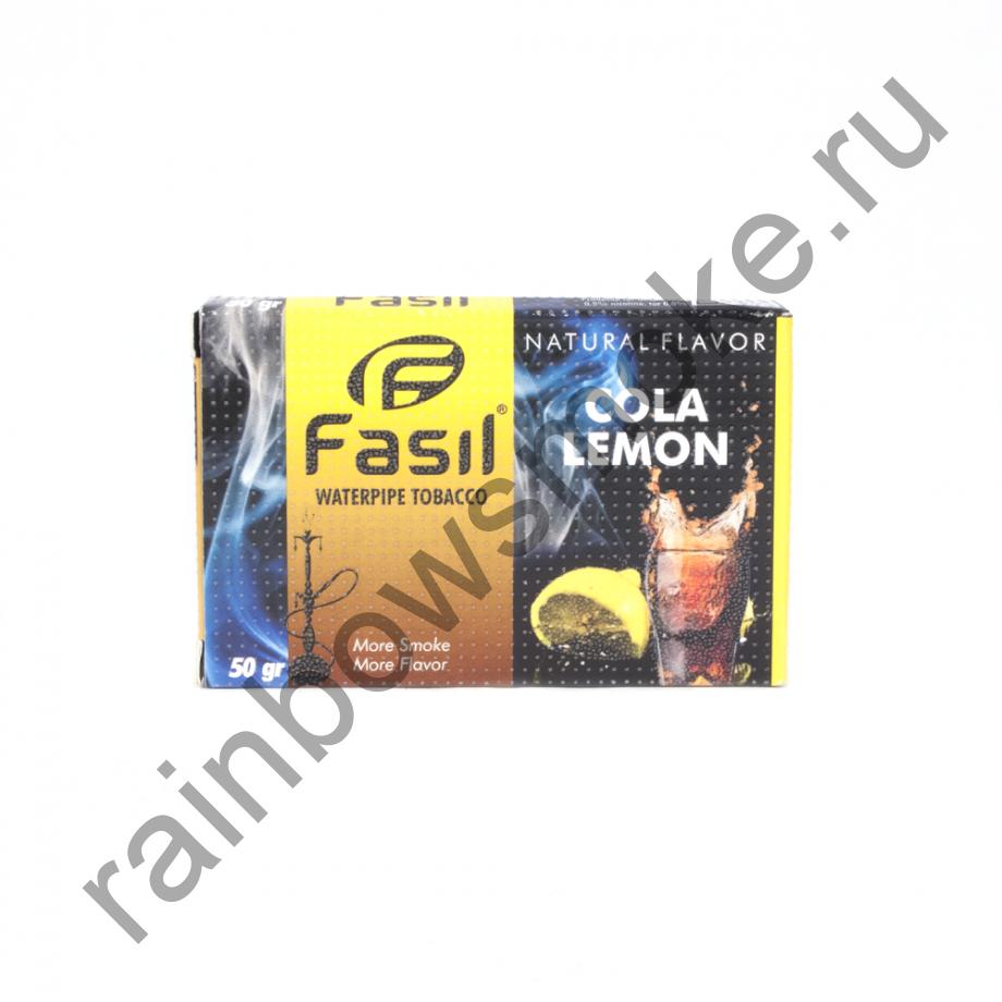 Fasil 50 гр - Cola Lemon (Кола с Лимоном)