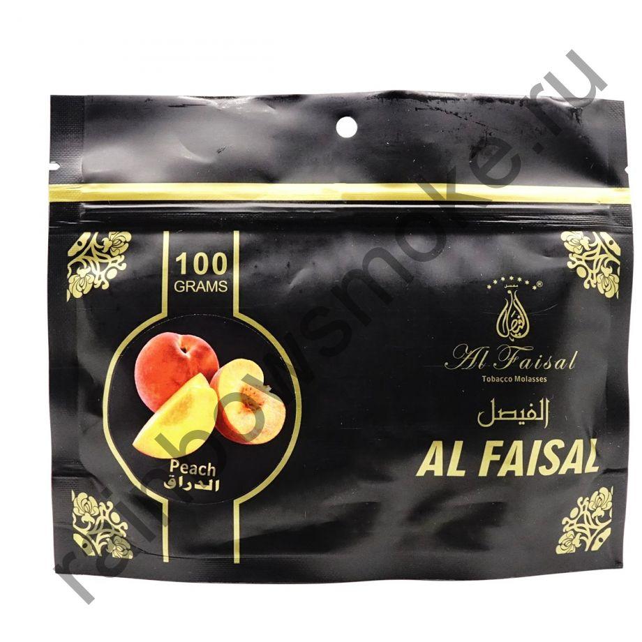 Al Faisal 100 гр - Peach (Персик)