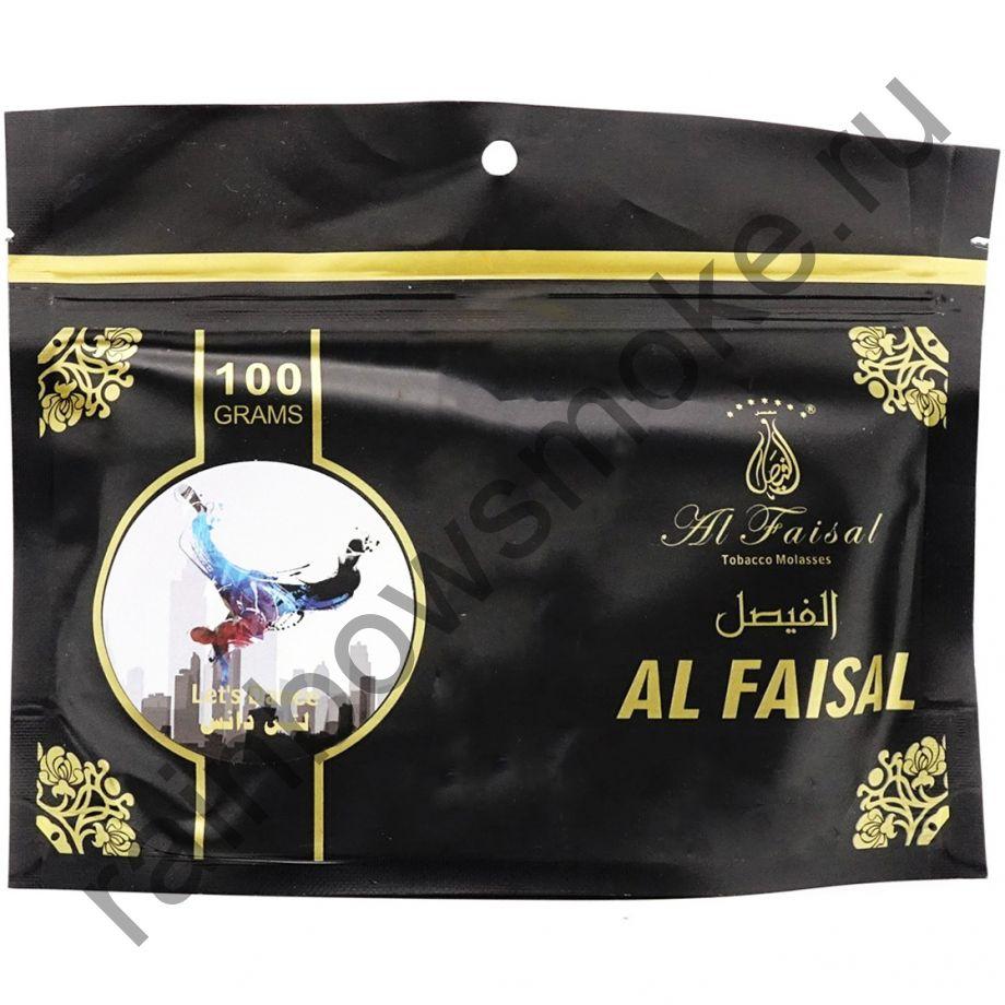 Al Faisal 100 гр - Let's dance (Потанцуем)