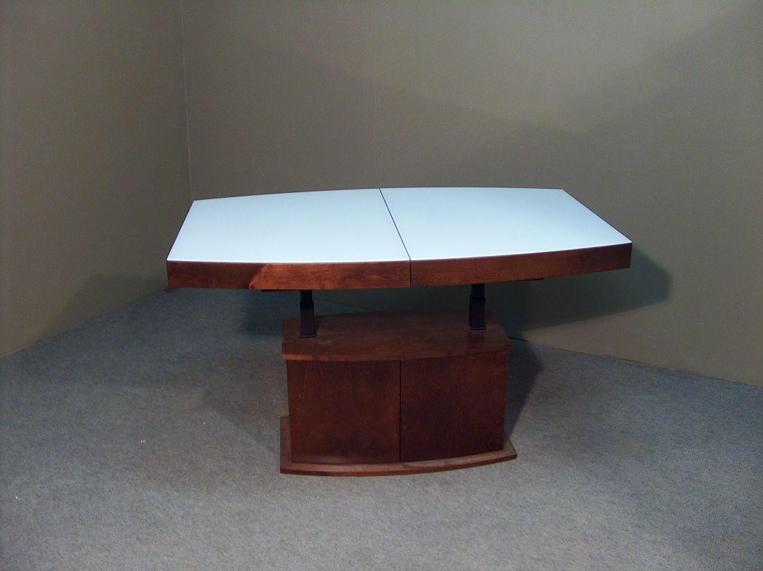 Стол трансформер Optimata-Флорида 308 SB