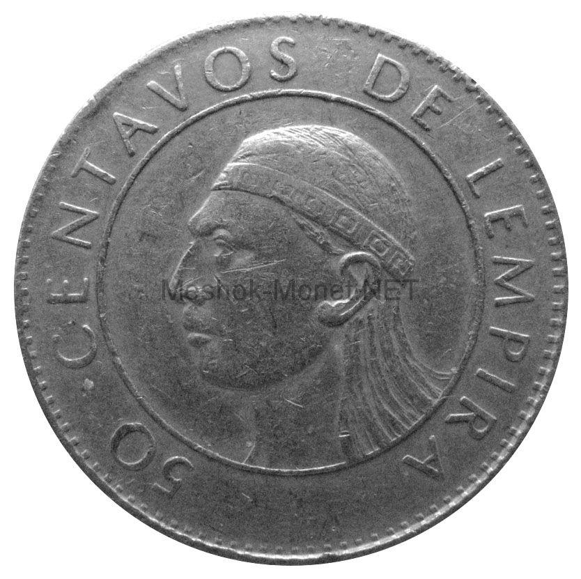 Гондурас 50 сентаво 1978 г.