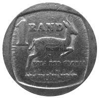 ЮАР 1 ранд 1991 г.