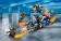 Конструктор LEPIN Super Escort Капитан Америка: Атака Аутрайдеров 07119 (Аналог LEGO Super Heroes 76123) 188 дет