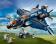 Конструктор LEPIN Super Escort Модернизированный квинджет Мстителей 07122 (Аналог LEGO Super Heroes 76126) 938 дет