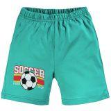 Шорты для мальчика с принтом футбольного мяча