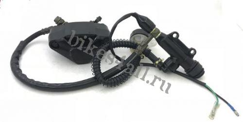 Тормозная система задняя в сборе Stels Flame 200
