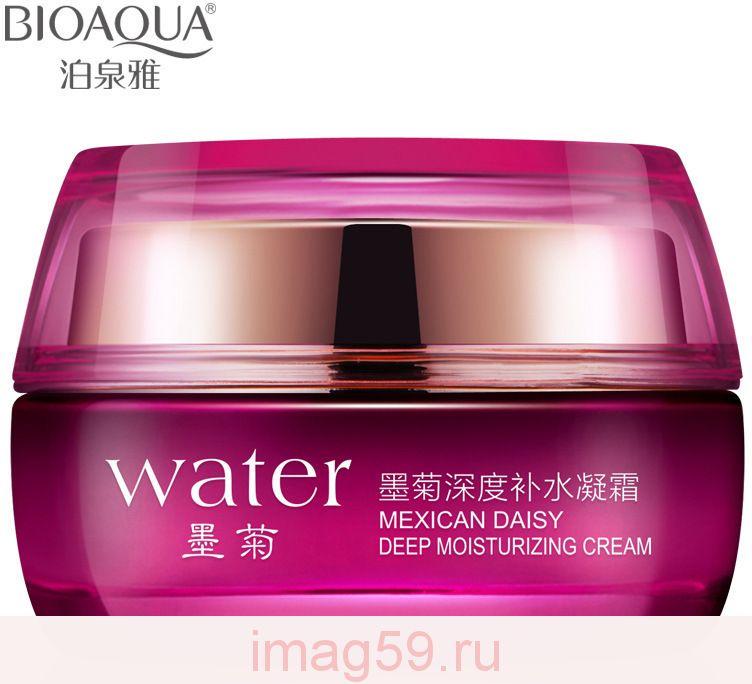 BE2943113 Укрепляющий крем  с экстрактом хризантемы BioAqua Water