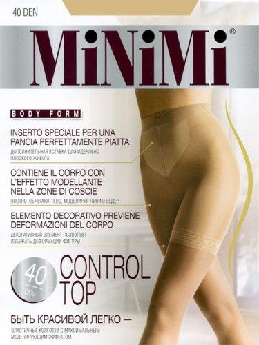 колготки MINIMI Control Top 40/140