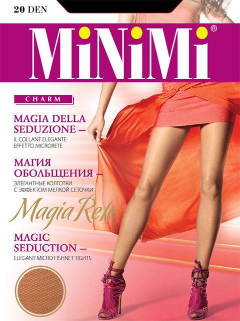колготки MINIMI Magia Rete