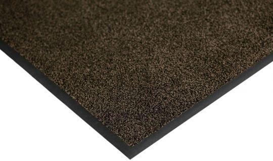 Ковёр каучук асептик 85 х 120 см чёрная норка