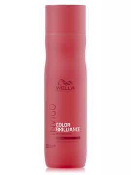 Wella Шампунь для окрашенных жестких волос