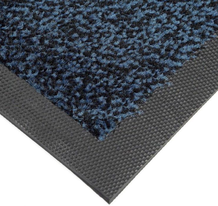 Ковёр каучук асептик 85 х 150 см сапфир