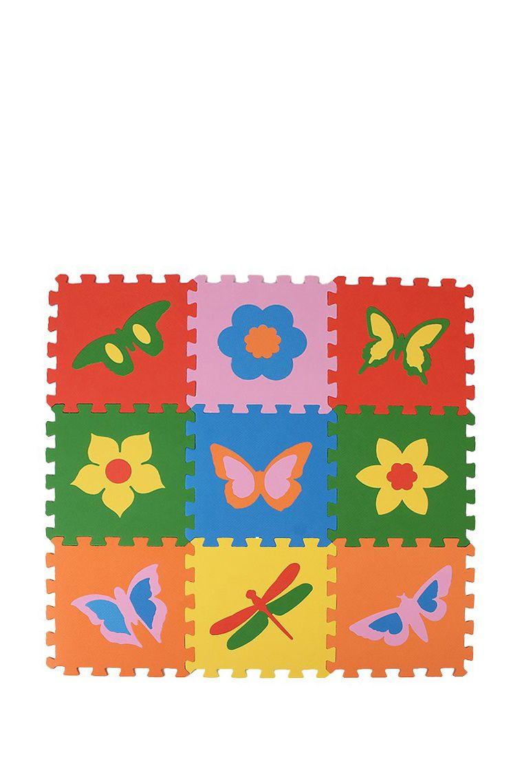 "Развивающий коврик пазл ""Бабочки"""