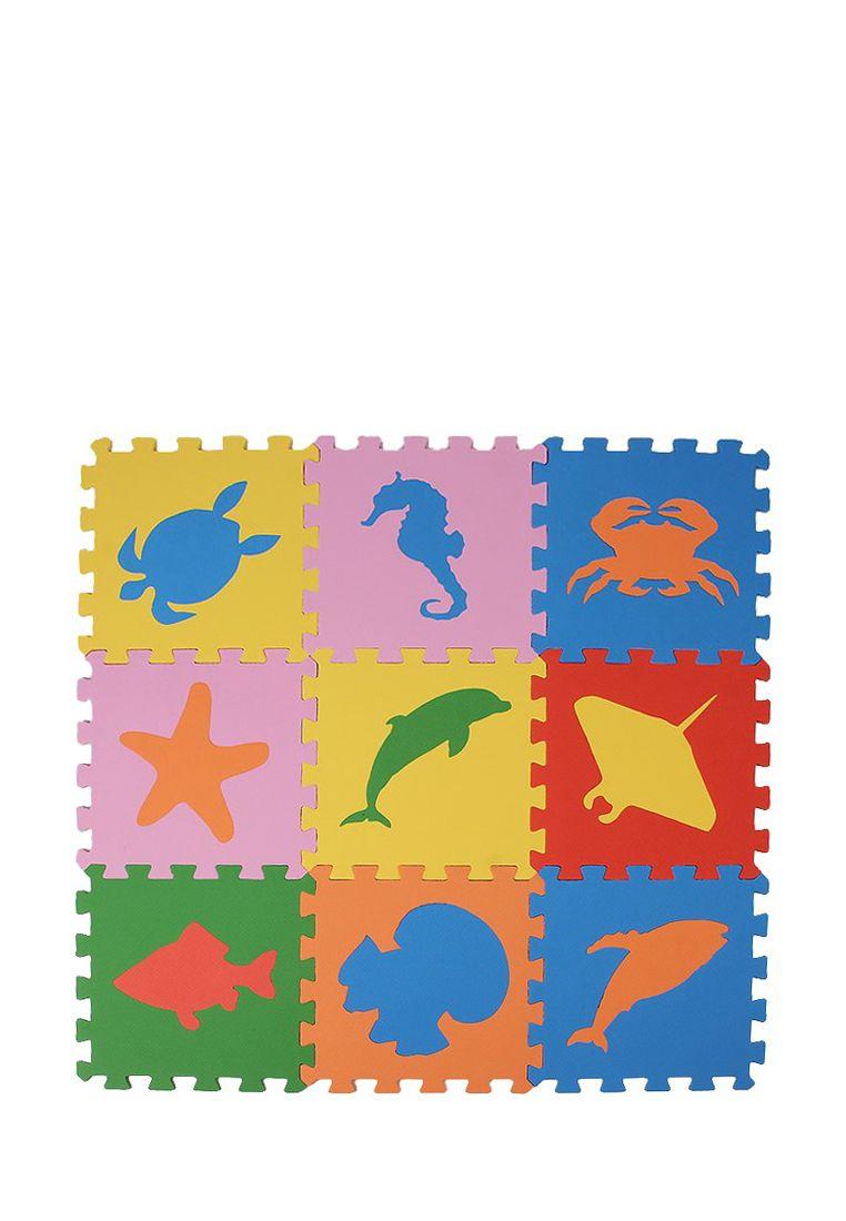"""Развивающий коврик """"Морские животные"""""""