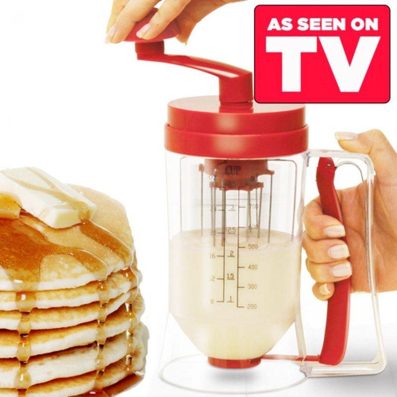 Универсальный миксер с дозатором Pancake Mashine