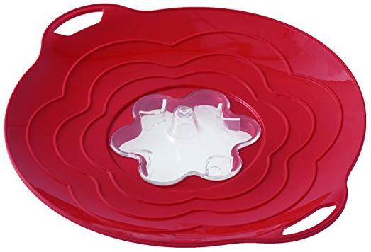 Крышка-стоп Silikomart 22 см красная 7203201