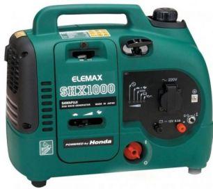 Бензиновый генератор Elemax SHX 1000