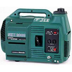Бензиновый генератор Elemax SHX 2000