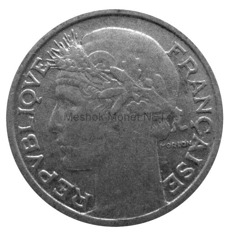 Франция 50 сентим 1946 г.