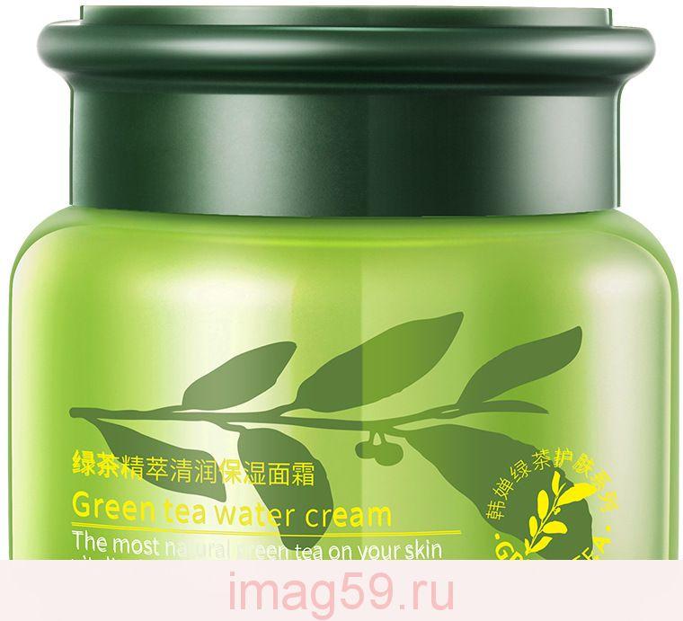 BE4018196 Увлажняющий крем для кожи лица Зеленый чай