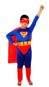 Костюм Супермен (рост 137-149 см)