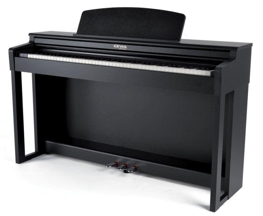 Gewa UP 360 G Black matt Цифровое пианино