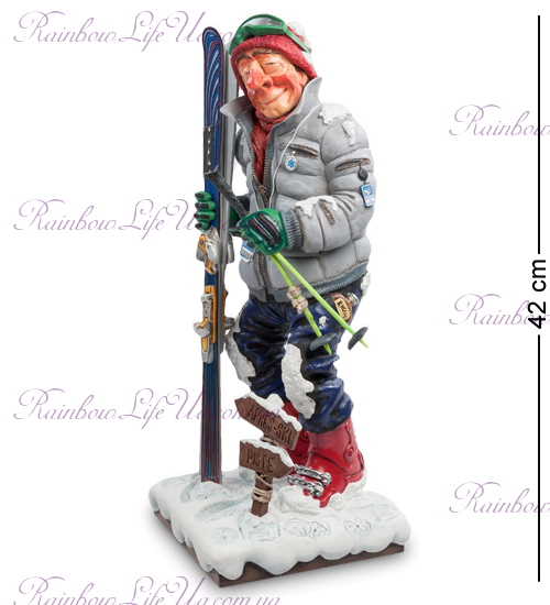 """Статуэтка лыжник """"The Skier. Forchino"""""""