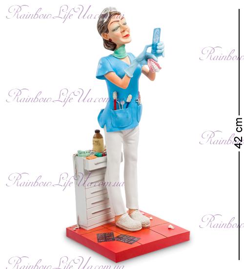 "Статуэтка стоматолог 85534 ""The Lady Dentist. Forchino"""
