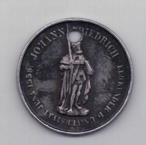 медаль 1558 - 1858 года Саксен-Кобург-Гота