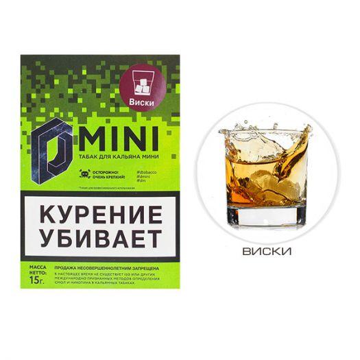 Табак D-Mini Виски