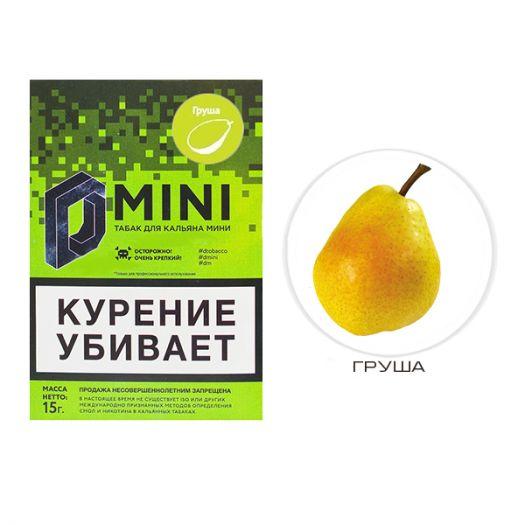 Табак D-Mini Груша