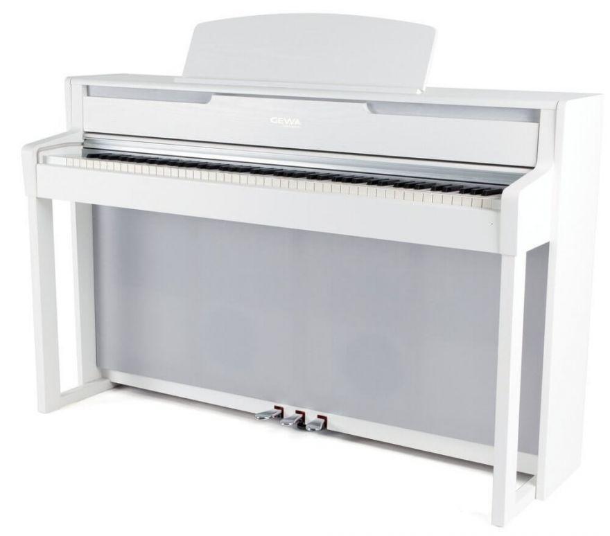 Gewa UP 400 G White matt Цифровое пианино