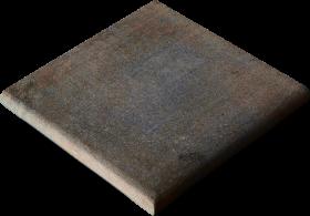 Ступень угловая Natucer Ferro di Boston Ombra 33×33