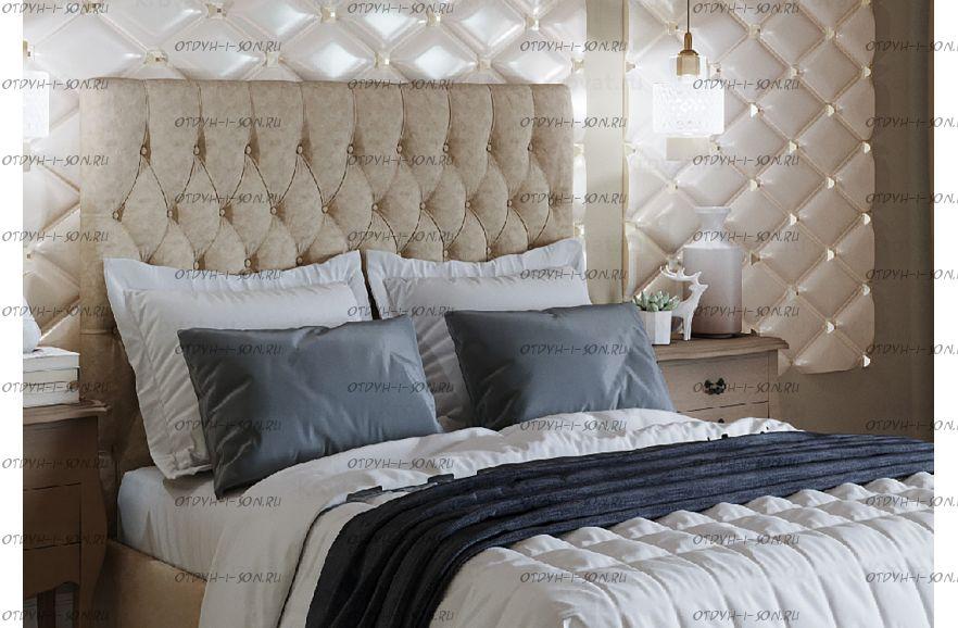 Кровать Флоренция Perrino 3.0 (б/о)
