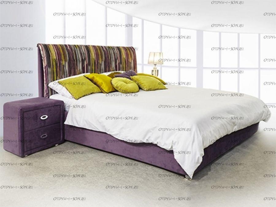 Кровать с подъемным механизмом Индиана Perrino 3.0